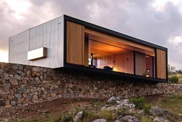 Casa prefabricada casas modulares casa modular casas for Casas prefabricadas modulares precios